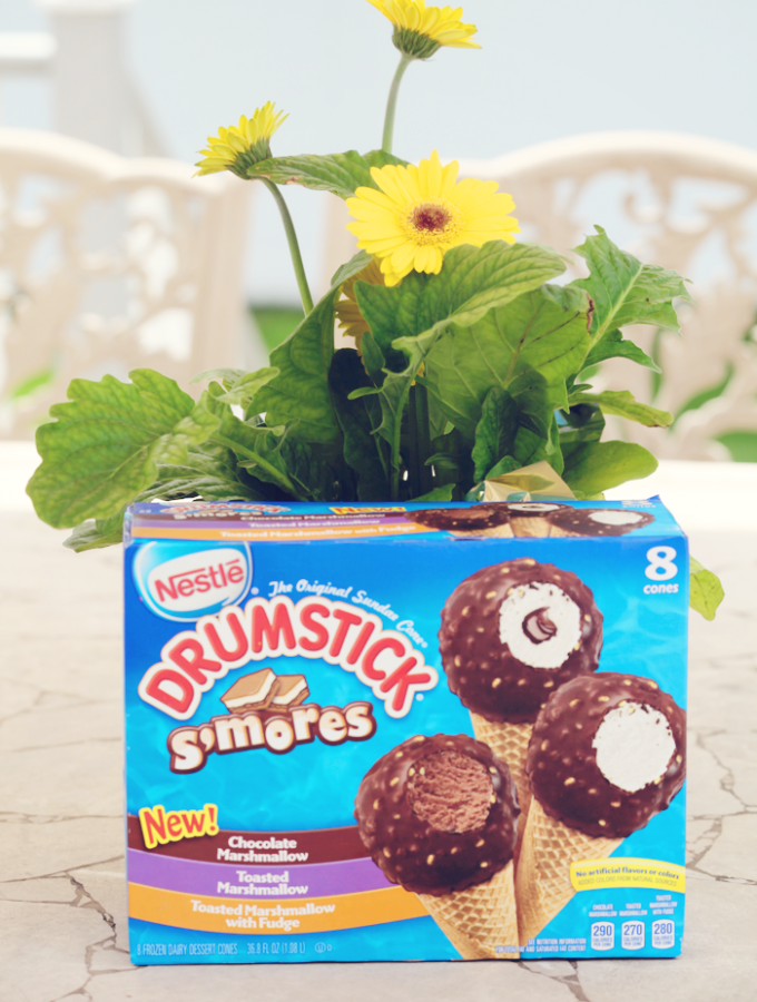 Memorial Day Weekend Essentials with Nestlé® Drumstick® S'mores