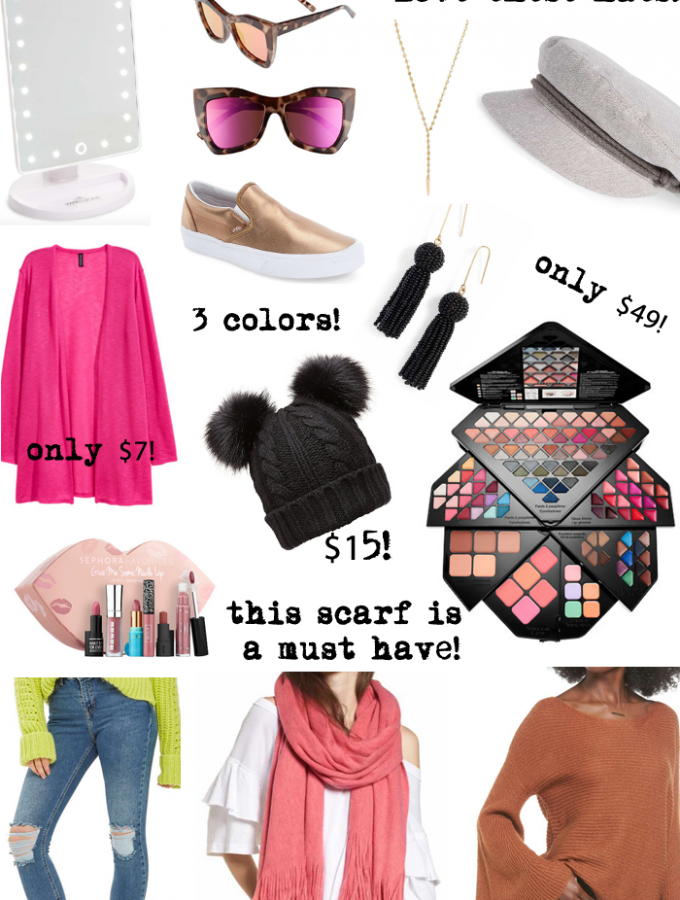 Gift Guides For Her Under $50!